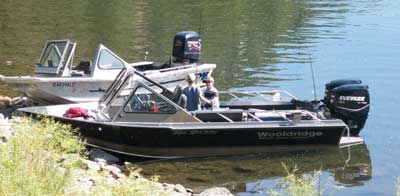 Boat Selection | Outboard Jets